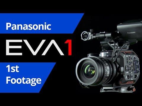 Panasonic AU-EVA1 Cinema Compact Camera