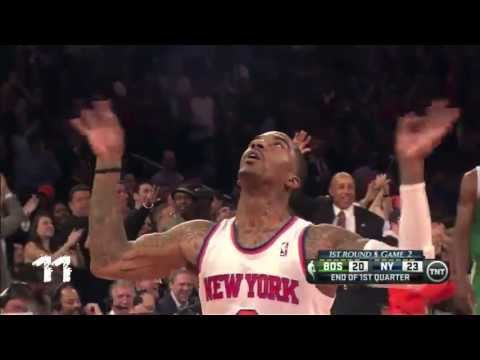 New York Knicks Top 100 Plays of 2012-2013: 19-11