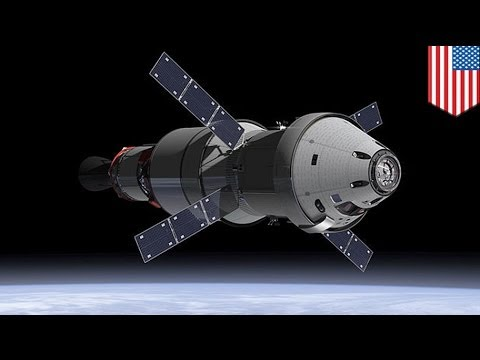 NASA goes 'back to the future' with new Orion spacecraft