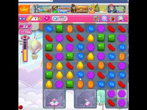 Candy Crush Level 437 - YouTube