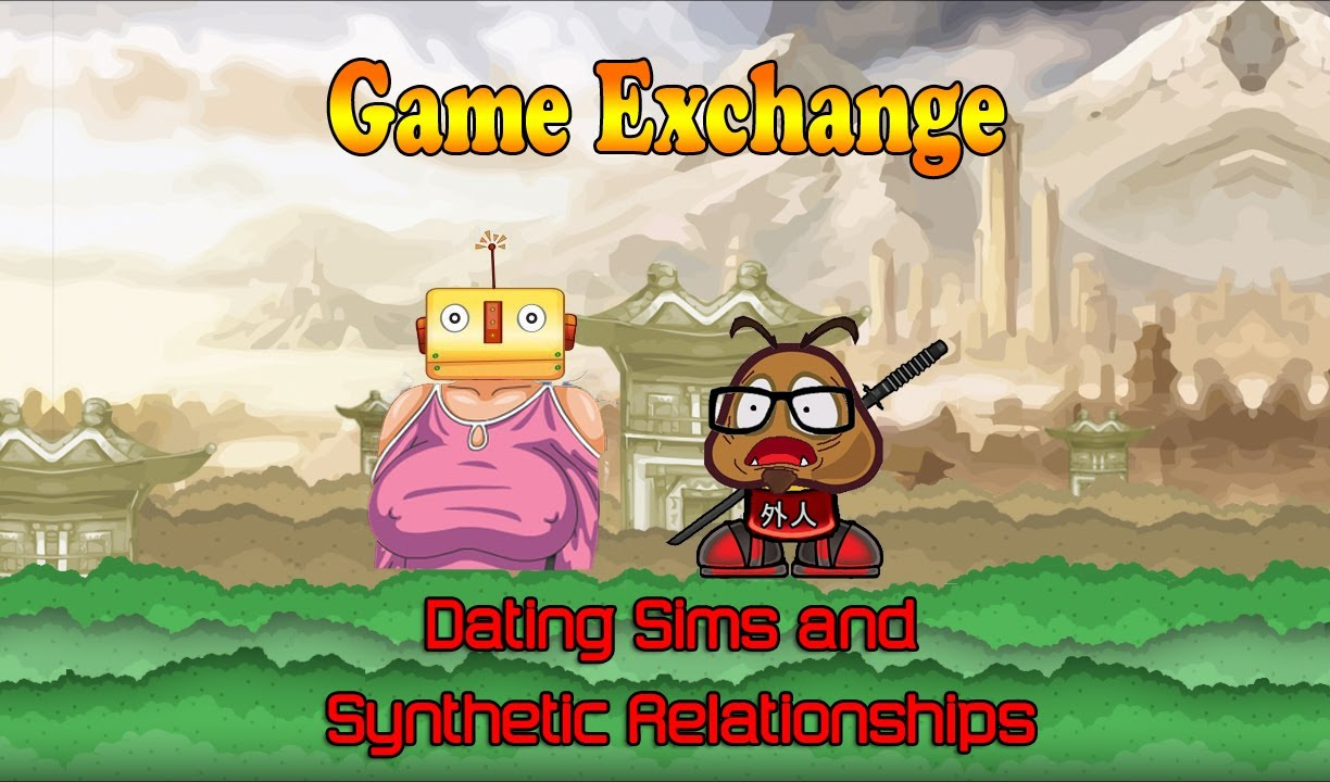 dating sims and synthetic relationships Most erotic games are visual novels or dating sims but are not  honoo no haramase doukyuusei  android an android is a robot or synthetic organism designed.