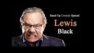 Lewis Black Newest 2018 Lewis Black Stand Up Comedy Full Show