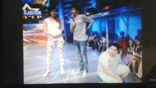 Nash Aguas in Showtime :)