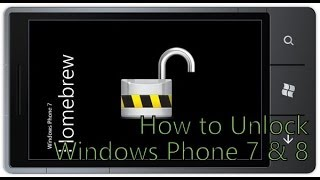 How To Jailbreak/Sideload Apps On Windows Phone 8 (and