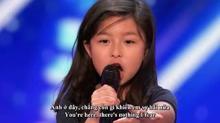 [Eng-Vietsub] Bé Celine Tam 9 tuổi nổi như cồn với bản hit của Celine Dion: America's Got Talent