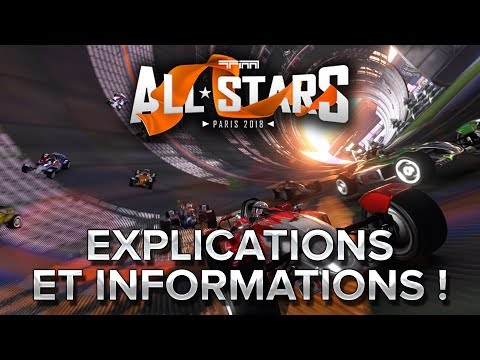 TM ALL-STARS PARIS 2018 #1 : Explications et informations !