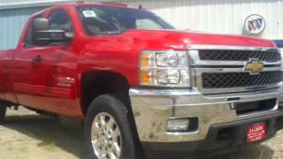 2011 Chevrolet Silverado 3500 HD Extended Cab - Diamondville Wy videos
