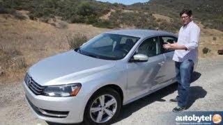 2013 Volkswagen Passat TDI Test Sürüşü