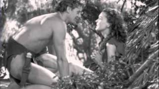 Tarzan Escapes (1936) 2-Tarzan And Jane Waking In The
