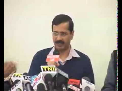 Arvind Kejriwal Question's Narendra Modi