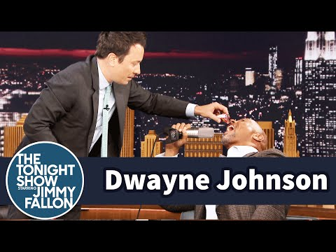 Dwayne Johnson Eats Candy for the First Time Since 1989