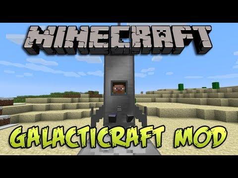 Galacticraft 2 Mod Download for Minecraft 1.6.4 - MinecraftXL