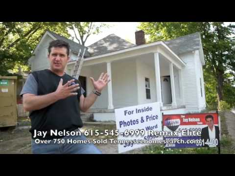 Jay Nelson Realtor Remax Elite East Nashville Real Estate 831 Ramsey St Nashville Tn 37206