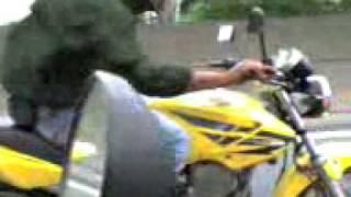 Fazer Vs Twister / Fazer 250 Preta DorYnha