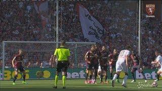 Genoa-Torino 2-1 - Sintesi