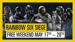 Rainbow Six Siege - Free Weekend (May 17-20)