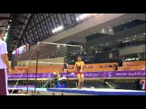 منافسات الجمباز الفني - 11-12-2011