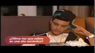 Abraham Mateo En Miami Entrevista MTV Tr3s (julio 2013