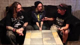 SOULFLY Max & Igor Cavalera Interview