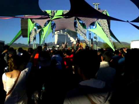 Major 7 Live @ Experience Open Air Festival - Chihuahua