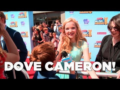 Dove Cameron is Starting a Band!