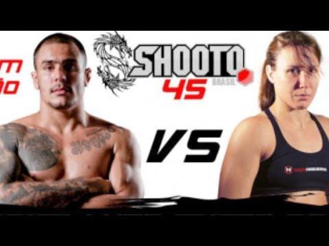 Man vs Woman MMA Match?!