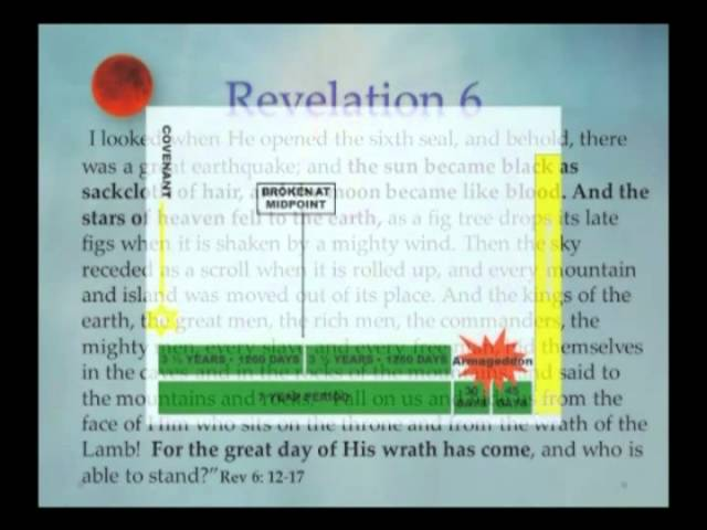 Comparing Matthew 24 and Revelation 6