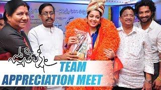 'Jyothi Lakshmi' Team Appreciation Meet;Nannapaneni Rajkumari praises story