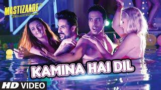 Sunny Leone hot scenes, Sunny Leone hot photos, Bollywood movies, mastizaade movie, kamina hai dil video song