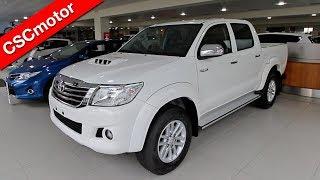 Toyota Hilux 2015 Revisión En Profundidad Y Encendido