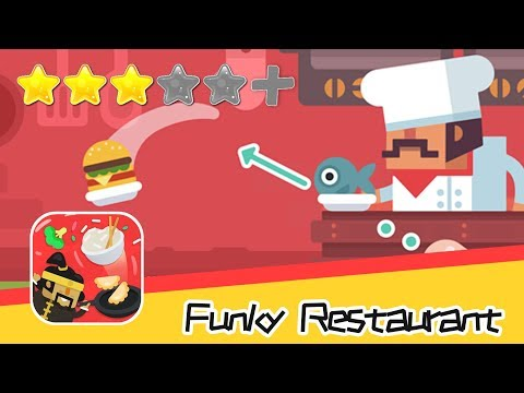 Funky Restaurant - Walkthrough Failure Special Recommend index three stars