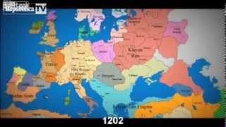 Mille Anni Di Europa In 3 Minuti E Mezzo