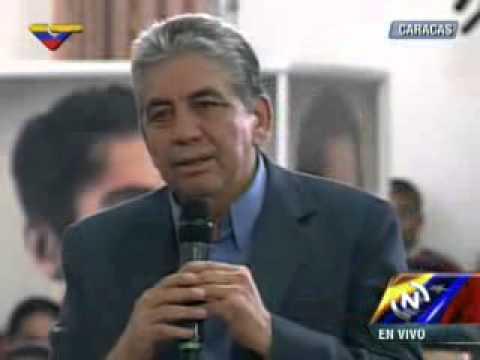 Alcalde por el municipio Iribarren, estado Lara, Alfredo Ramos