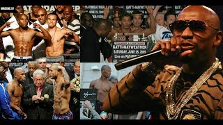 What Floyd Mayweather's Past Opponents Said BEFORE & AFTER Facing Him! (FINAL) #GattiEdition