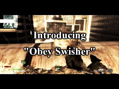 Introducing Obey Swisher! (MW2)