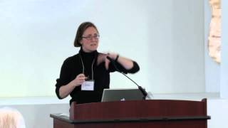 KODM 2012 Day 2 Theoretical perspectives II (Julia Flanders)