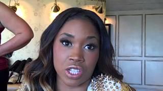 "Cameron Aka Ariane Andrew Of WWE Total Divas' ""The"