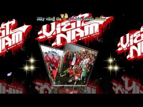 Việt Nam Tiến Lên by : THÙY LINH .Bài hát được thể hiện bởi hơn 80 ca sĩ , diễn viên ...