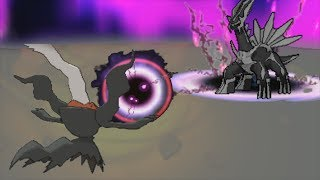 All Legendary Pokemon and Forms w/ Signature Moves! | Pokemon X and Y & PokeBank Exclusives
