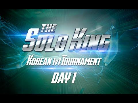 LMHT: Ngày thi đấu thứ 1 giải The Solo King 1v1 Hàn Quốc
