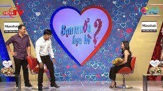 Quy�n Linh 'chống nạnh' bó tay với chàng trai Long An đã lên BMHH là quyết tâm cưới được vợ