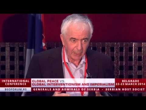 EDWARD HORGAN (IRELAND, WPC, PANA) - (Global Peace vs. Global Interventionism and Imperialism)
