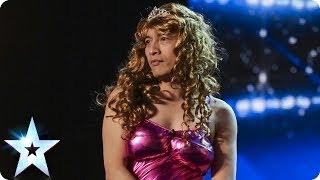 Tom Pham's Dazzling Drag Act Britain's Got Talent 2014