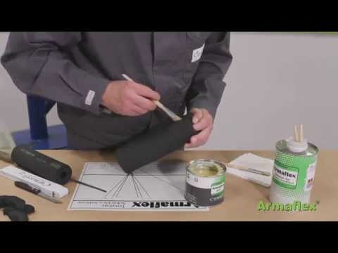Armacell - Armaflex Tube Pipe reducer Application Video