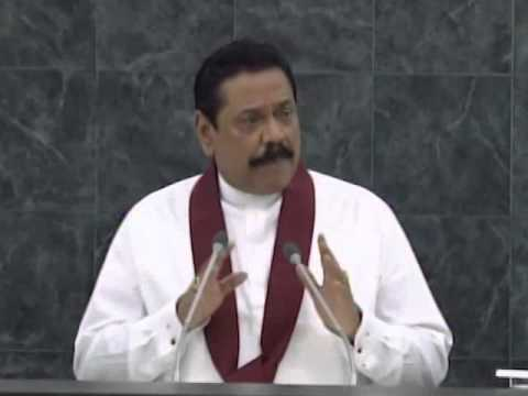 President Rajapaksa - United Nations General Assembly 68 Session - Full Speech