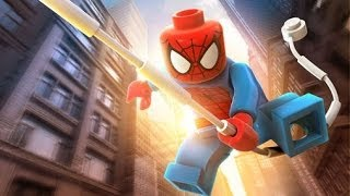 LEGO Marvel Super Heroes 100% Walkthrough Part 3