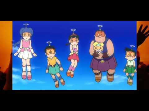 Nobita Và Truyền Thuyết Người Cá - full HD - Truyện dài doremon (part 6)