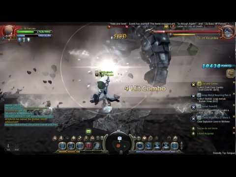 Dragon Nest SEA Patch v100 Skill Animation Issues
