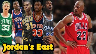How Good Was The East During Michael Jordan's Era?