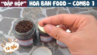 """""""Đập Hộp"""" Hoa Ban Food - Combo 1"""